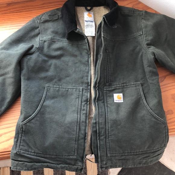 Carhartt Jackets Coats For Women Barn Jacket Poshmark